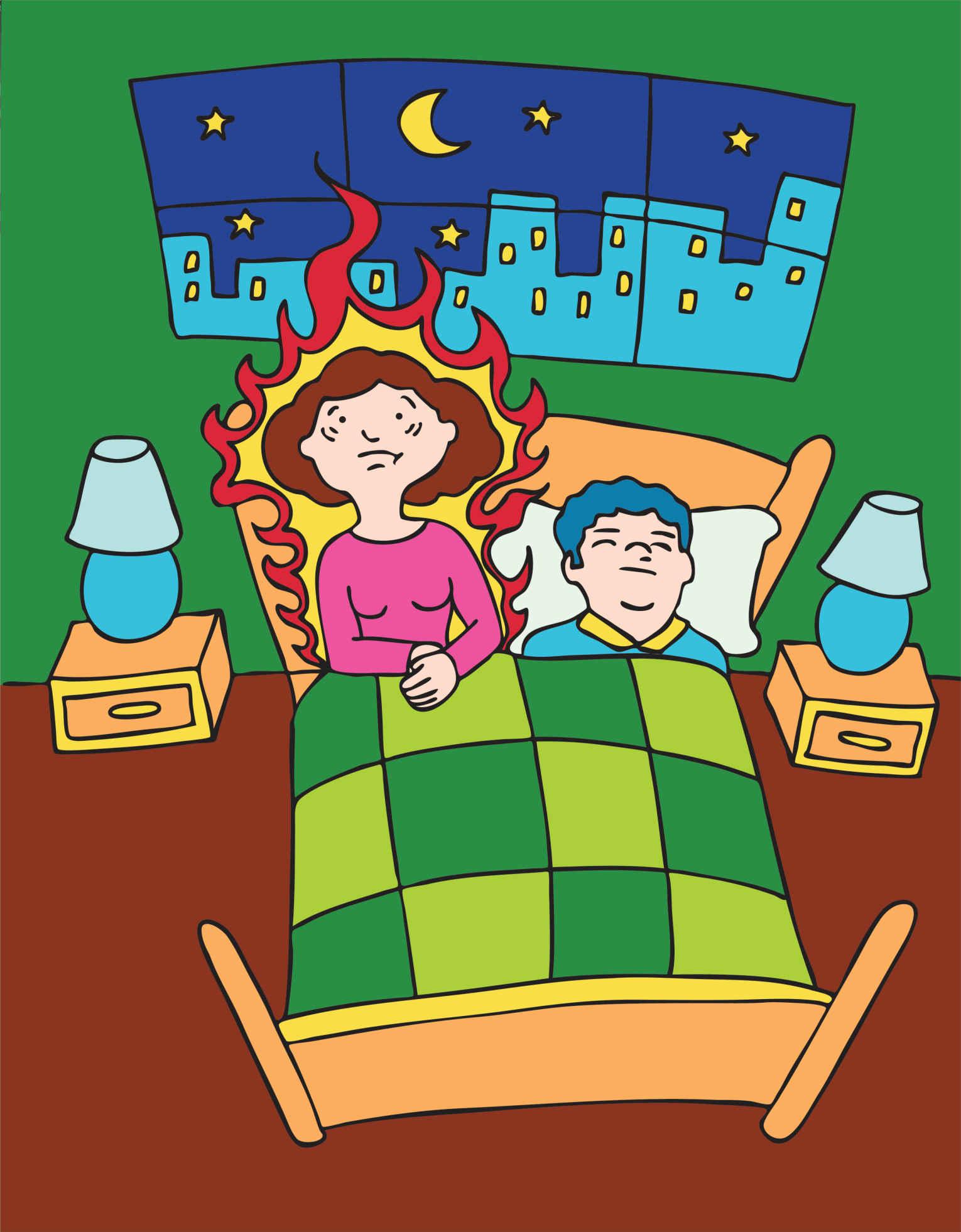 Ayurwoman Menopause Hotflash