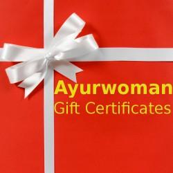 Ayurwoman Gift Vouchers
